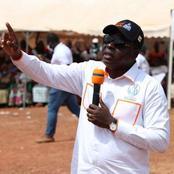 Législatives dans le Lôh-Djiboua : Amédé Kouakou comme un aigle pour ses poulains