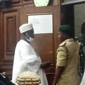 Court Remands Senator Ali Ndume in Kuje Correction center.
