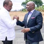History Could Be Repeating Itself As President Uhuru Kenyatta Could Endorse Gideon Moi (Opinion)