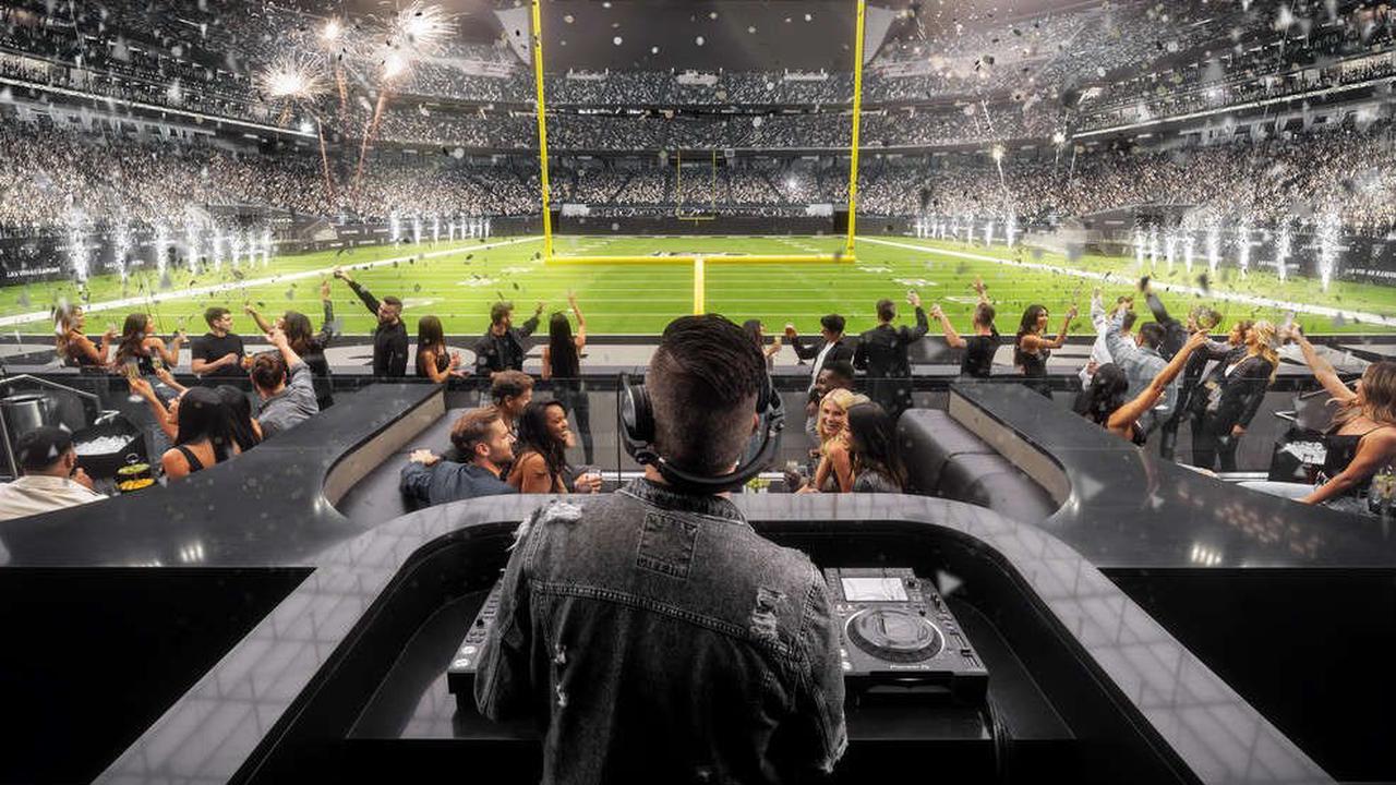Wynn Las Vegas brings field club to Allegiant Stadium