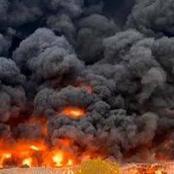 الخسائر مُرعبة.. النيران تُحاصر 1000 منزل إثيوبي.. والمواطنون