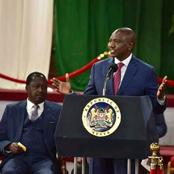 Warning Fired as Kang'ata Cautions Ruto on What Will Happen if he Step's Aside For Raila