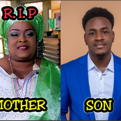 Meet Jide Kosoko's Son, Ademuyiwa, Who Is A Look-alike of His Late Mother (Photos)
