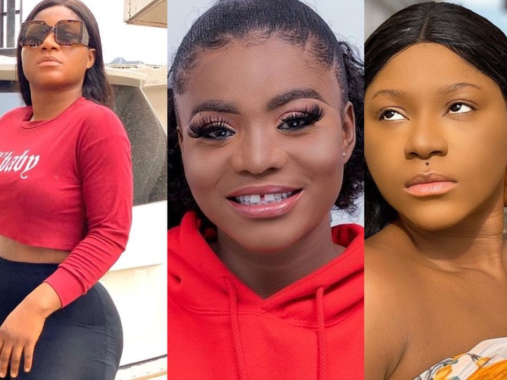 145145d32fe1ac0aabe72d248fd2a9fe?quality=uhq&resize=720 - Nollywood vs Ghallywood: 15 Photos of Vivian Okyere and Destiny Etiko that shows their resemblance