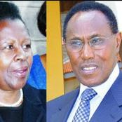 Meet The Family Prof. George Saitoti Left Behind When He died in 2012 Air Clash