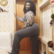 Forget Moyo Lawal, Meet The Thick And Curvaceous Beauty Queen, Morayo Joseph