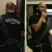 Davido's New Photos Hit Over 81k Likes In Less Than 30 Minutes