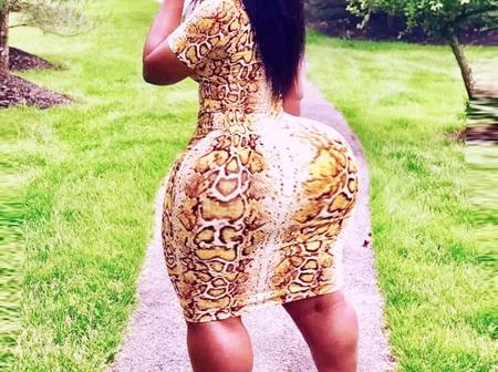 Africa Ladies Are Really Beautiful And Curvy, These Pictures Will Prove It
