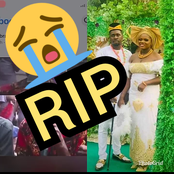 RIP! He Just Returned From China For A Ceremony But His Palm Wine Got Poisoned (Video)