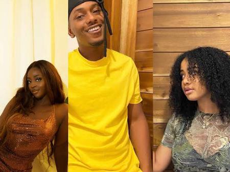 Months After Timini Allegedly Cheated On Her, See How She Was Chilling With Rema In This Picture