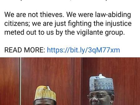 Zamfara State Gov't Fingers Sahara Reporters For Alleged Fake News.