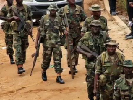 Army launches Operation Crocodile Smile VI at Bayelsa state
