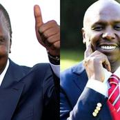 KANU Party Withdraws Out Of London By Elections, Decides To Back A Jubilee Candidate