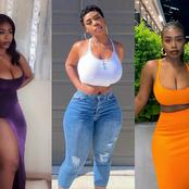This Igbo Lady Is A Nurse & Chef But She Still Slays Like A Model, See Beautiful Photos Of Uche Mba