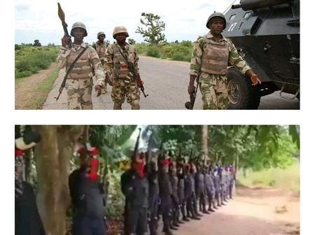Opinion: ESN May Push The Nigerian Army To A Point Where They Would React Ruthlessly Against Them