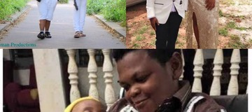 Checkout Beautiful Family Pictures of Chinedu Ikedieze and Osita Iheme (Photos)