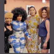 Actresses; Mide Martins, Biodun Okeowo, Adunni Ade And Opeyemi Aiyeola Looks Stunning In New Photos.