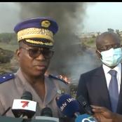 La cocaïne d'une valeur de 25 milliards brûlée par la gendarmerie: voici la réaction des internautes
