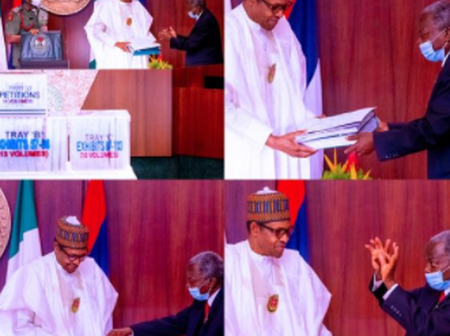 I want Nigeria to be counted among countries that do not tolerate but fight corruption - Buhari