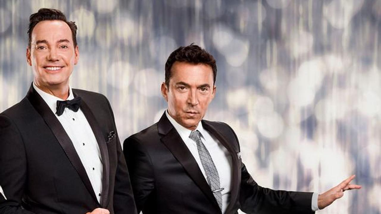 Strictly stars Craig Revel Horwood and Bruno Tonioli are going on a Welsh road trip