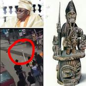 Opinion: Boys Who Stole Oba Of Lagos's Staff Should Return It Before The Gods Get Angry