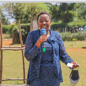 Photos: Likuyani Constituency Schools Receives Generous Donations From Mama Rachel Ruto