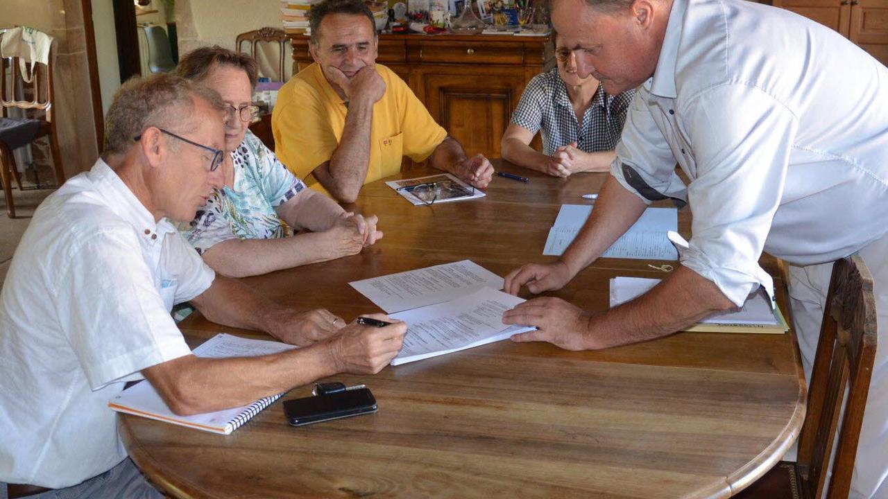 La commune acquiert le lavoir-abreuvoir de Montépin