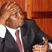 Kenyans React To Moses Kuria Claims A Man Is Stuffing Marked Ballot Papers In London By-election