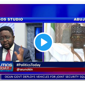 When Zamfara Governor Was Asked About The Tribe The Bandits Come From, See What He Said (VIDEO)