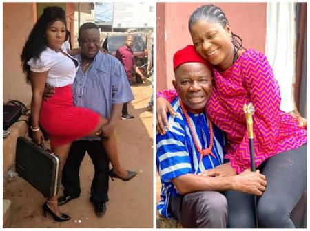 Check Out These Photos Of Destiny Etiko's Happy Moment With Other Nollywood Stars