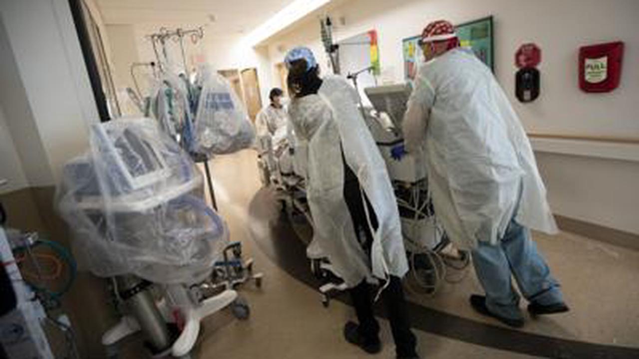 California reports record daily COVID-19 death toll of 764