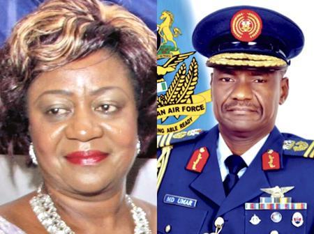 How 3 bags Containing Naira & Foreign Currencies Were Tendered as Evidence Against Ex-military Chief