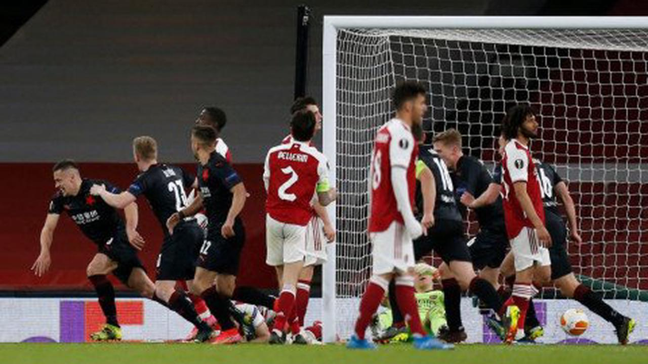 Arsenal legend slams two players in disappointing draw with Slavia Prague