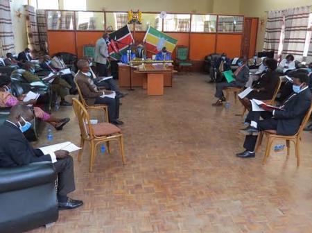 The Cause of Baringo County Assembly Drama Finally Revealed