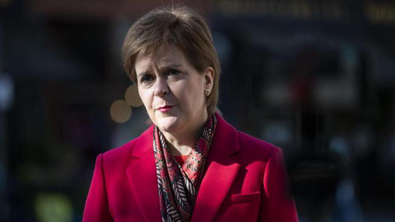 Nicola Sturgeon: I will be happy to receive AstraZeneca vaccine