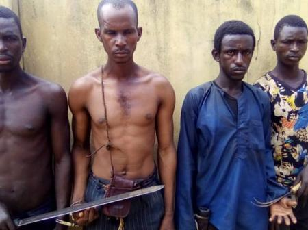 Sad news in Ogun state as some set of hoodlums entered into a church and kidnap a member.