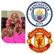Check out mixed reactions online as DJ Cuppy says title race is over for Man Utd