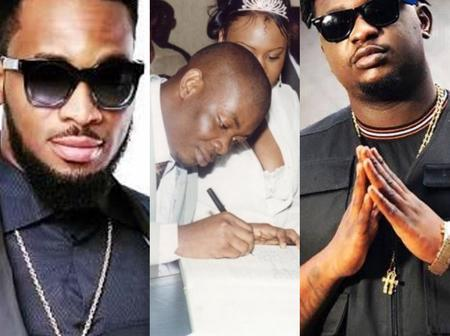 Fans Praise Dbanj, Wande Coal, Others For Keeping Don Jazzy's Broken Marriage As A Secret For Years
