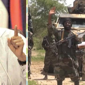 Today's Headlines: Buhari React To The Dead Of Ex-Governor, Boko Haram Burn UN Facilities In Borno