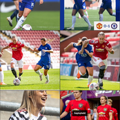 Manchester United Ladies and Chelsea FC Ladies who is more beautiful and fit? see Stunning Pictures