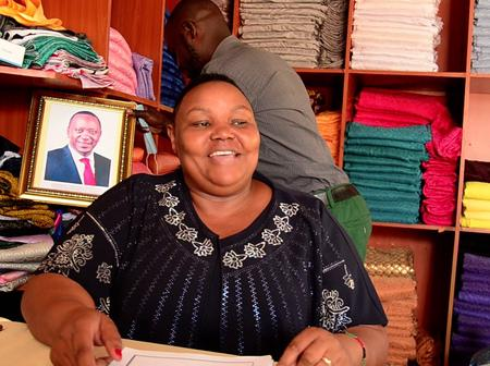 From House Help to a Prominent MP and Currently a Business Lady After Loosing her Seat