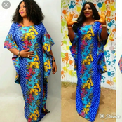Dear Mumies, See Lovely Styles Of Ankara And Lace Fabrics You Can Try Out In This Mother's Day