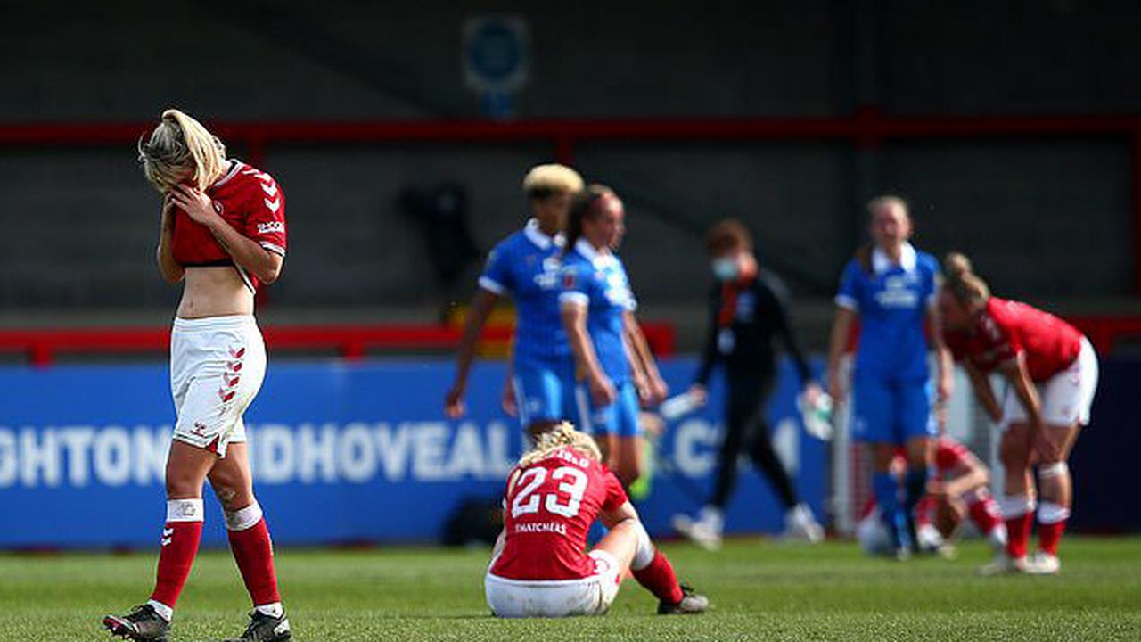 Bristol City to miss out on record Women's Super League TV deal next season... as Robins are relegated following 3-1 defeat by Brighton