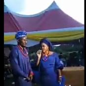 Check Out The Advice This Igbo Lady Married To A Benin Man Gave To Single Ladies On Her Ịgba Nkwu