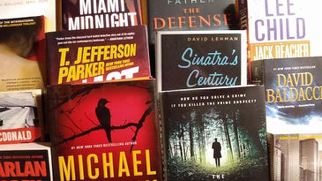 Books - Mostly Mysteries