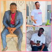 Reactions As Actor, Zubby Michael, Says He Gets Paid To Wear Suits ( Photos)
