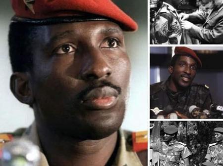 History is Life: Thomas Sankara President of Bukina Faso (1983-1987) A President with heart of Gold
