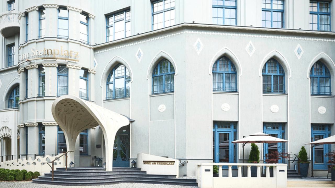 Luxushotels im Porträt: Das Hotel am Steinplatz Berlin
