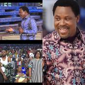 Check Out The Video That Made YouTube Suspend TB Joshua's Emmanuel TV (Video)