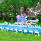 Blue Birthday Party Ideas By Celebrity Kids That Will Inspire You. Which one is Your Favourite?